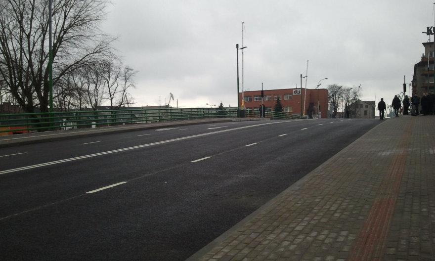Klaipėdos Pilies tiltas