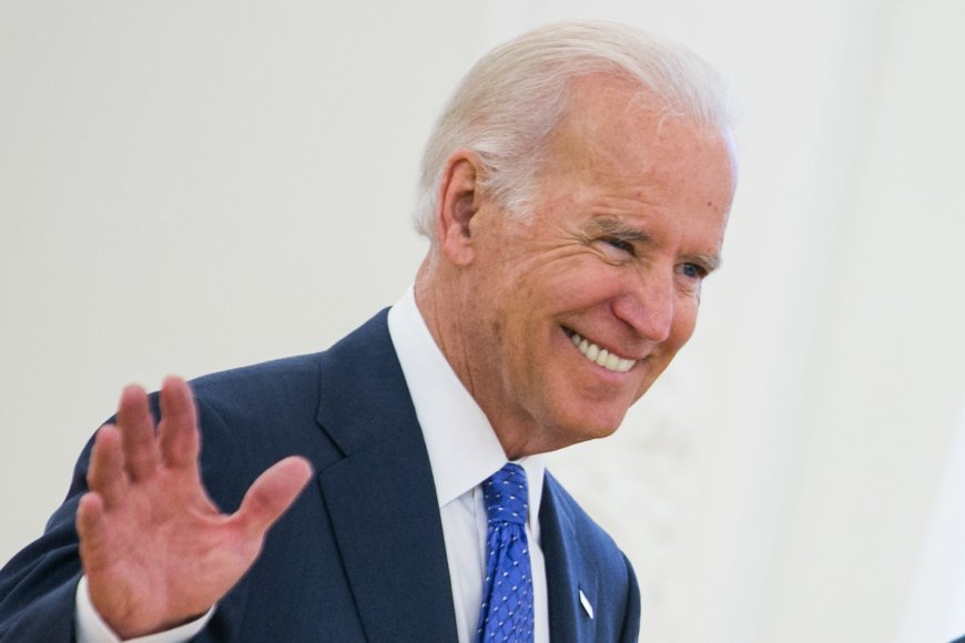JAV viceprezidentas Joe Bidenas
