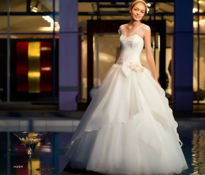Vestuvių suknelė