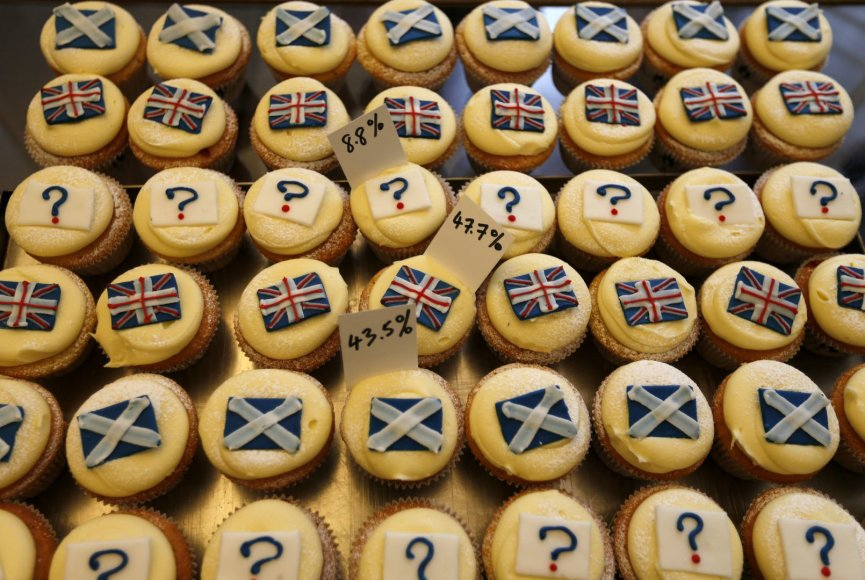 Referendumas dėl Škotijos nepriklausomybės