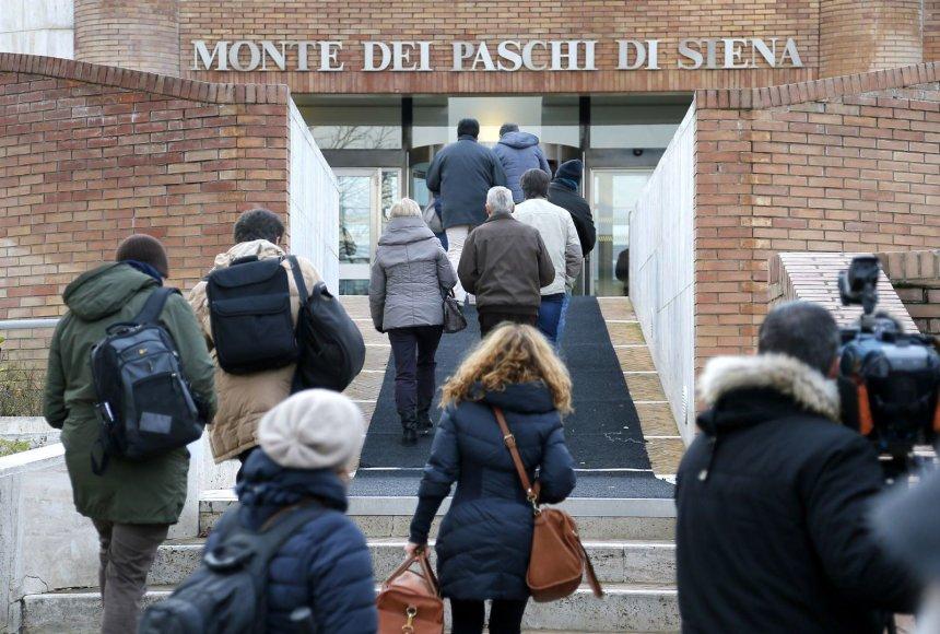 """""""Banca Monte dei Paschi di Siena"""""""