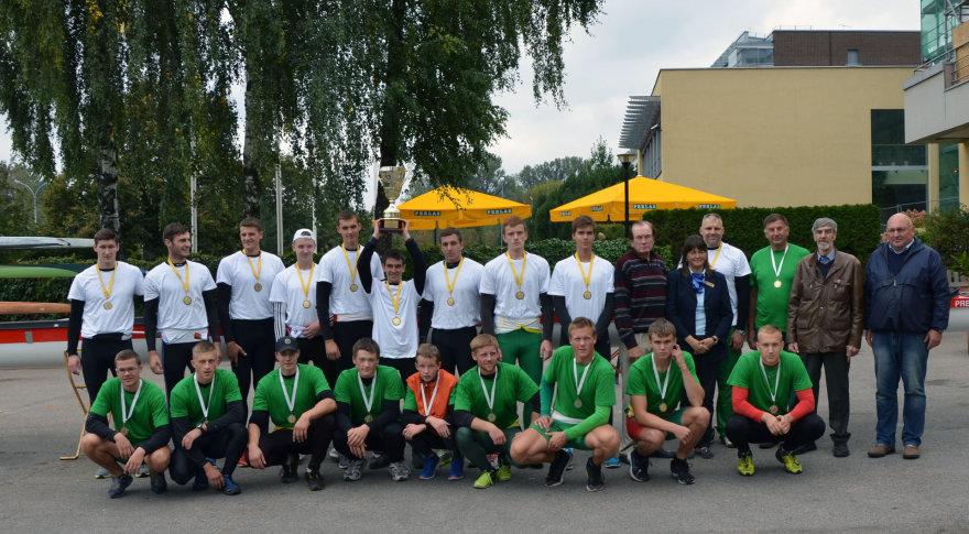Vilniaus ir Kauno komandų lenktynės
