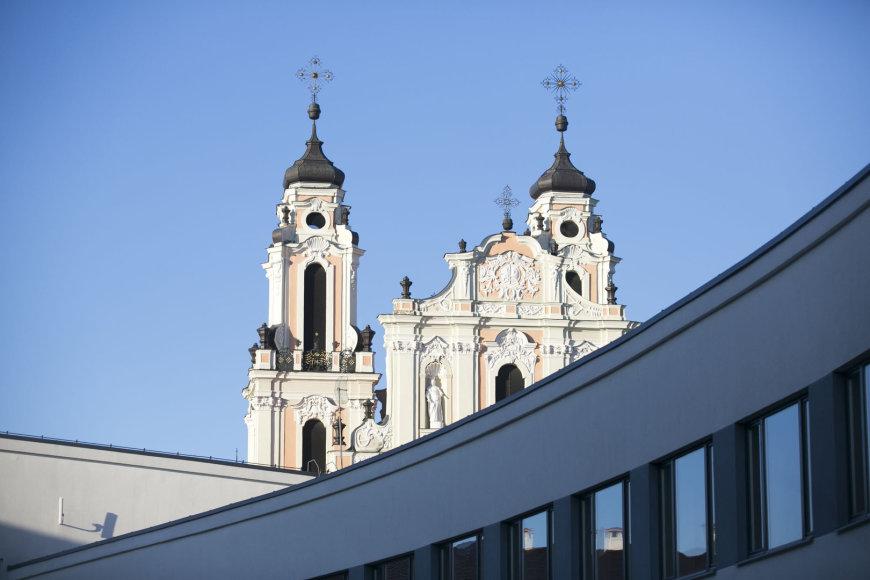 Saulėta Šv. Kalėdų antroji diena Vilniuje