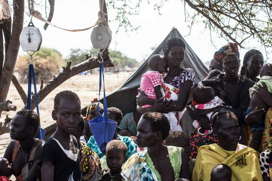 Pabėgėliai iš Pietų Sudano