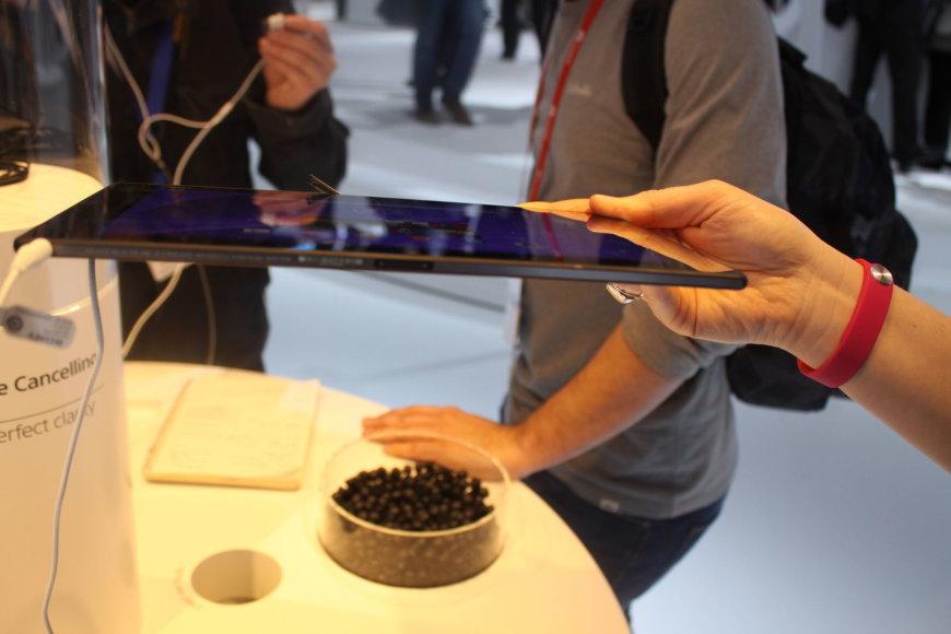 Planšetė Sony Xperia Z2