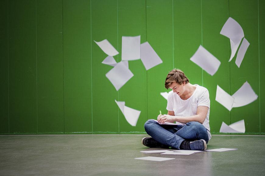 Kaip išgyventi stresą po egzaminų?