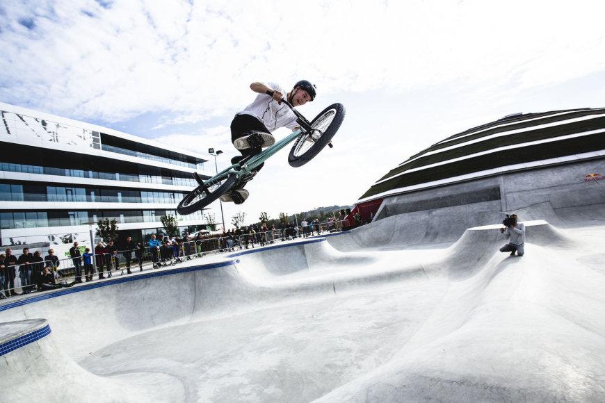 "Tobias Nicolai Kvist Larsen / ""Red Bull Content Pool"" nuotr."