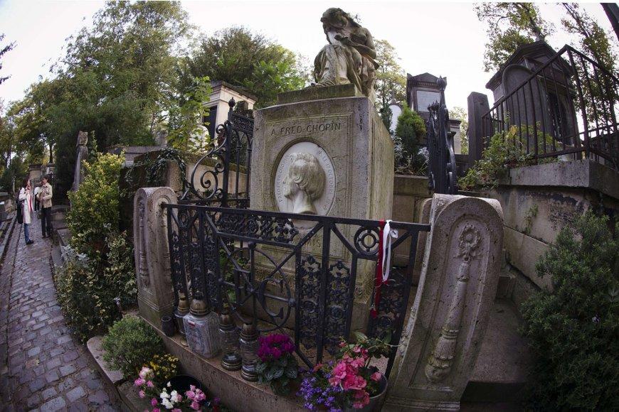 Fryderyko Chopino kapas