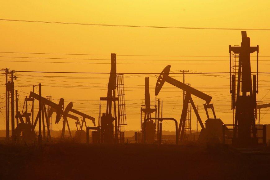 Naftos telkinys
