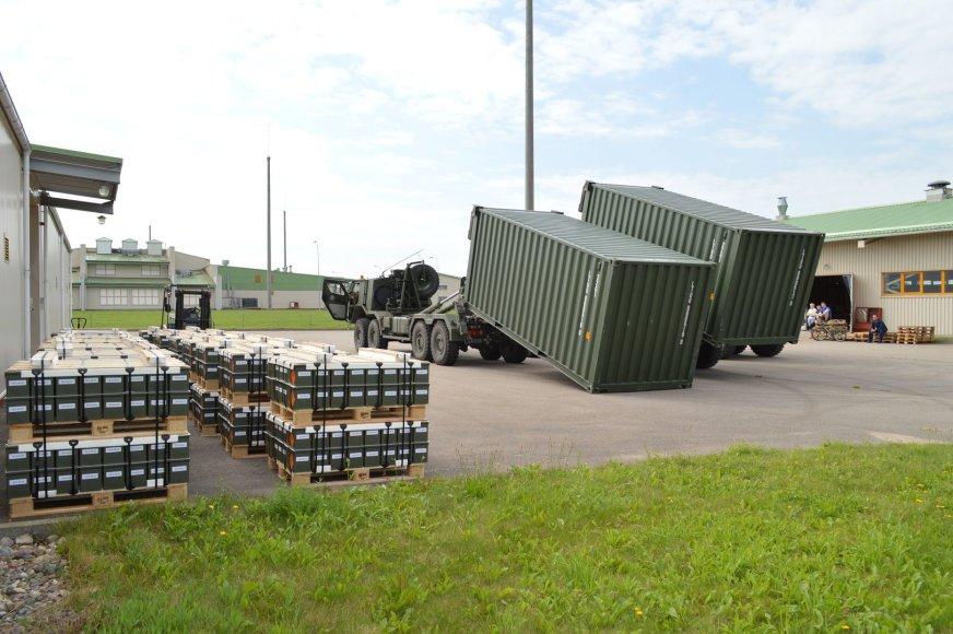 Giraitės ginkluotės gamyklos šoviniai