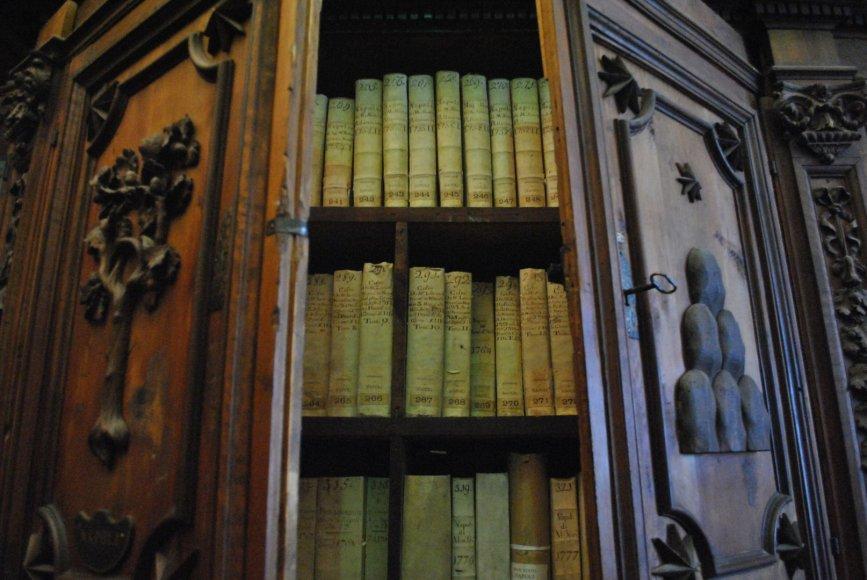Slaptieji Vatikano archyvai