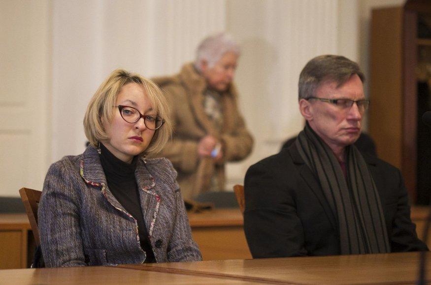 Teismo posėdis