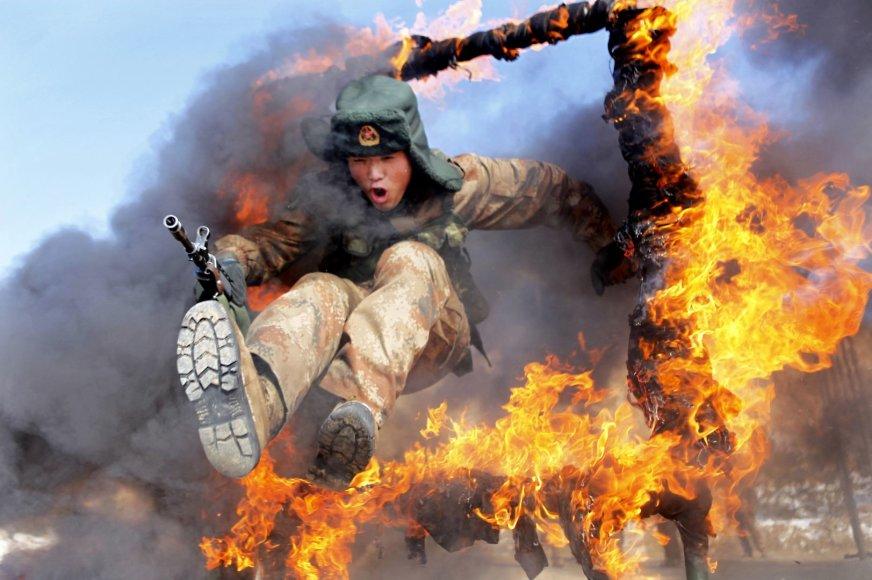 Kinijos karys
