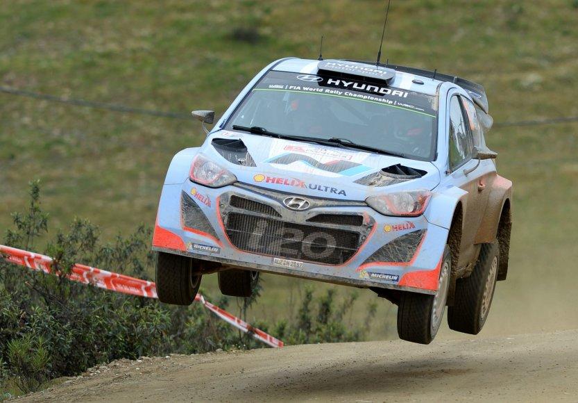 WRC ralis Portugalijoje