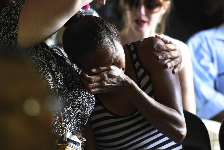 Australiją sukrėtė žiaurus vaikų nužudymas.