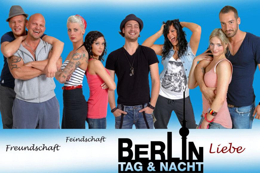 """Berlin – Tag & Nacht"""
