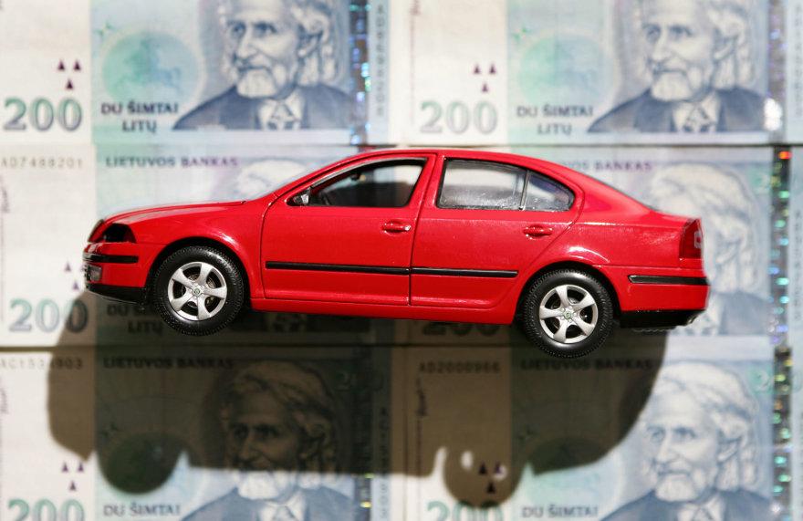 Mokestis už automobilį