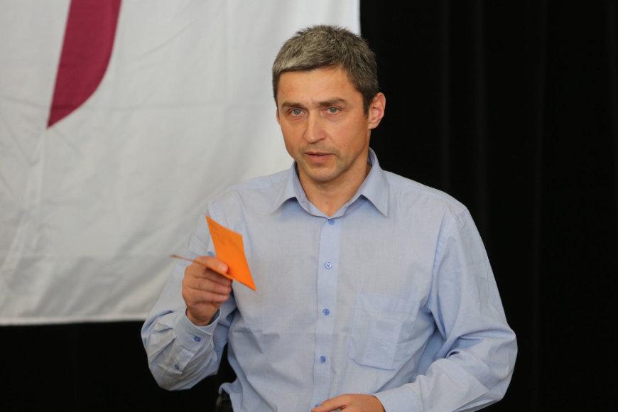 """Žilvaras Braznauskas pristatė savo knygą """"Legionas – mūsų Tėvynė"""""""
