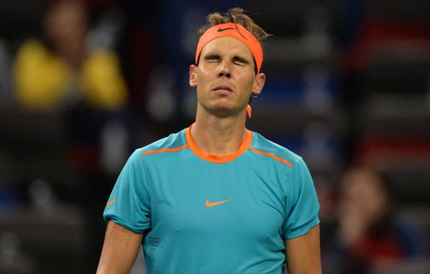 Rafaelis Nadalis pastaraisiais metais priverstas dažnai kovoti ir su traumomis