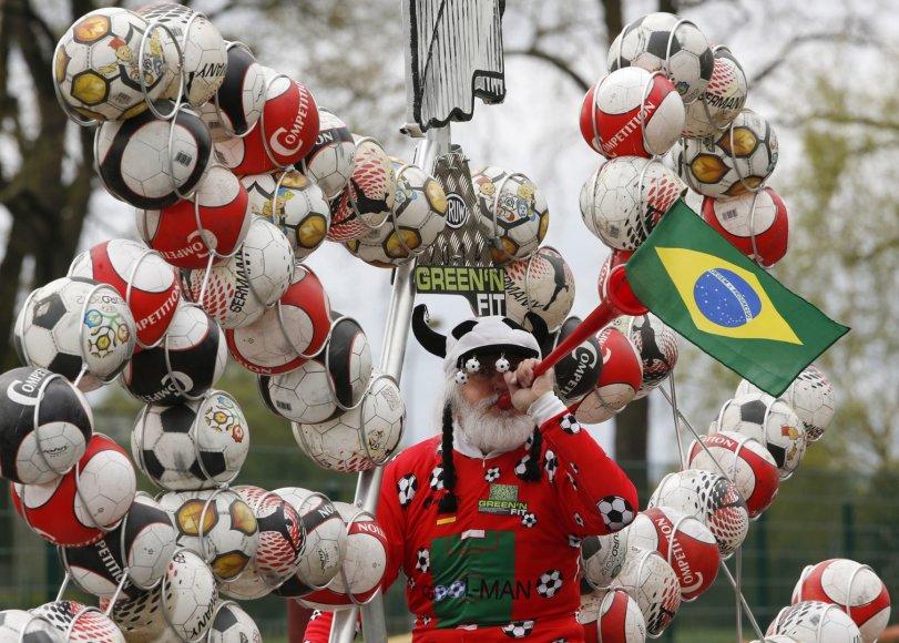 Pasaulio futbolo čempionatas Brazilijoje