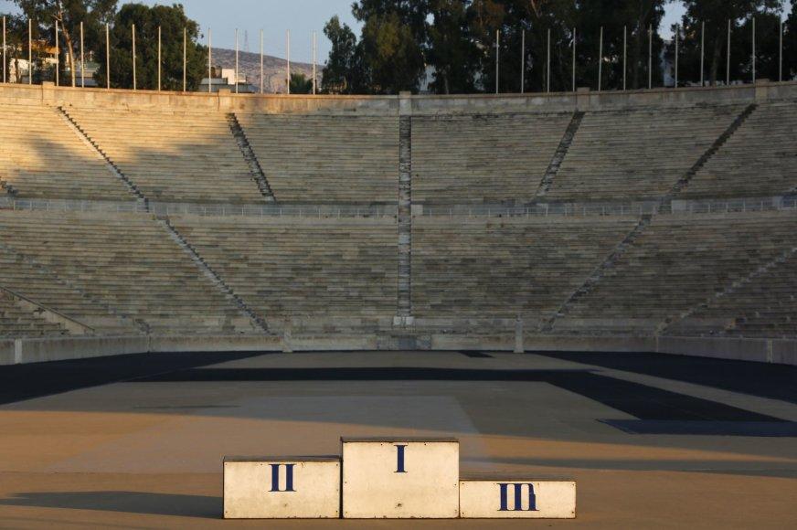 10 metų po Atėnų Olimpinių žaidynių: sporto bazės virtusios lušnynais