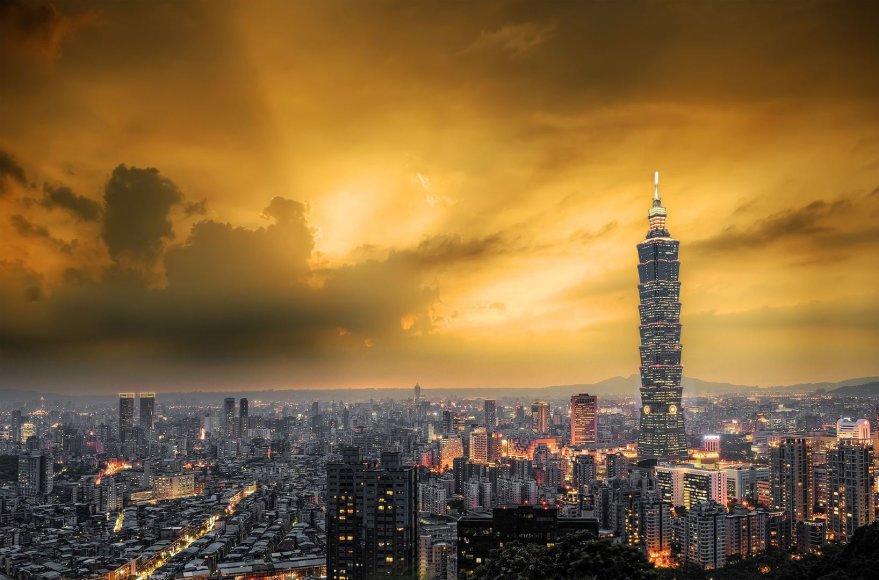 Taivano sostinė – Taipėjus