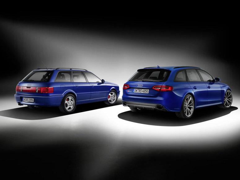 """Audi RS 4 Avant Nogaro selection"""