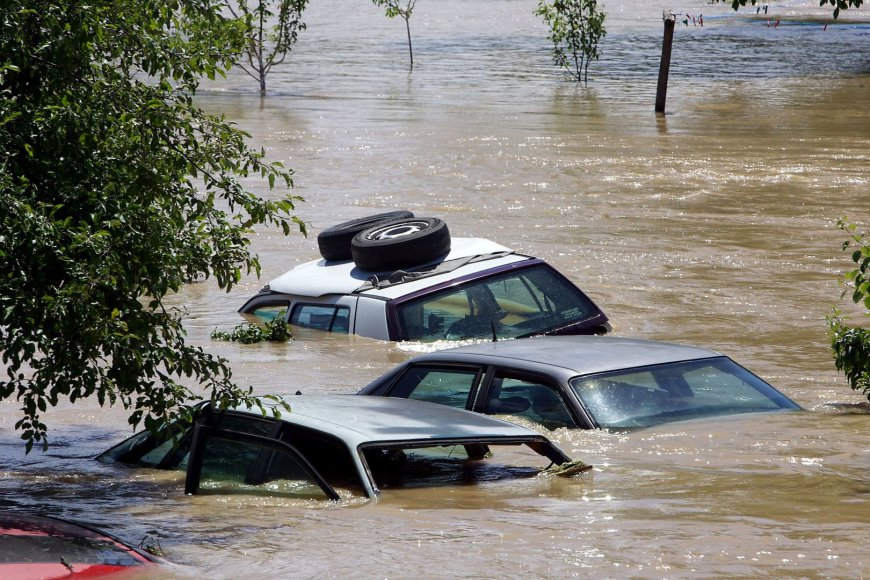 Potvynis Kroatijoje