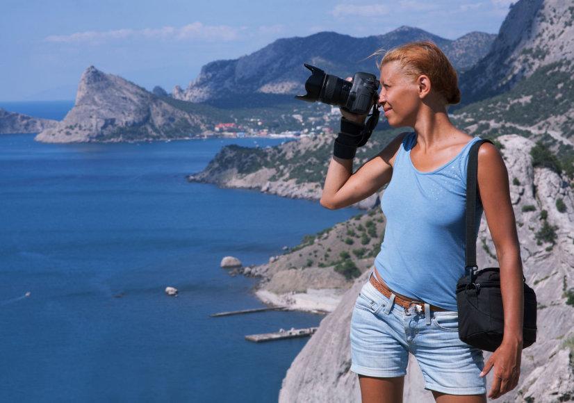 Krymo pusiasalis buvo lankomas turistų