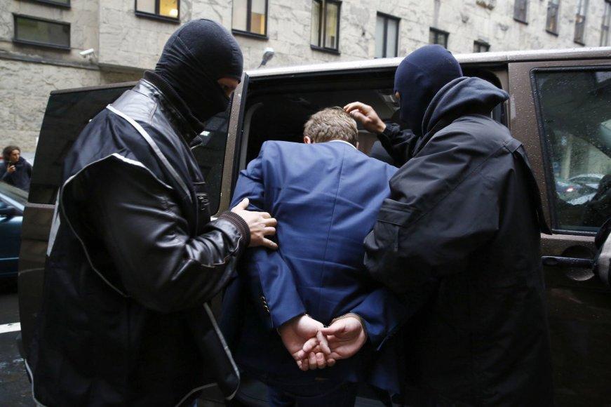 Įtariamas Rusijos šnipas Lenkija