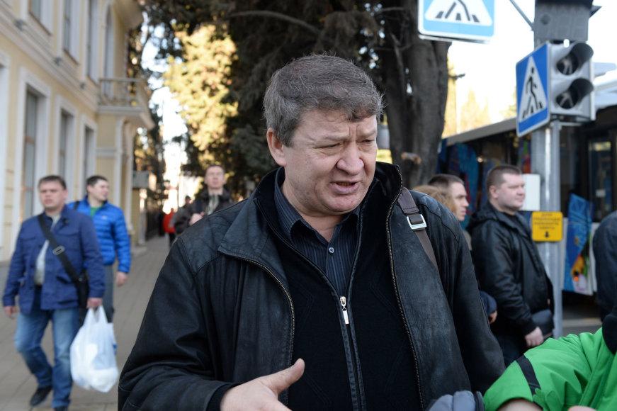 Sergejus Kleiza