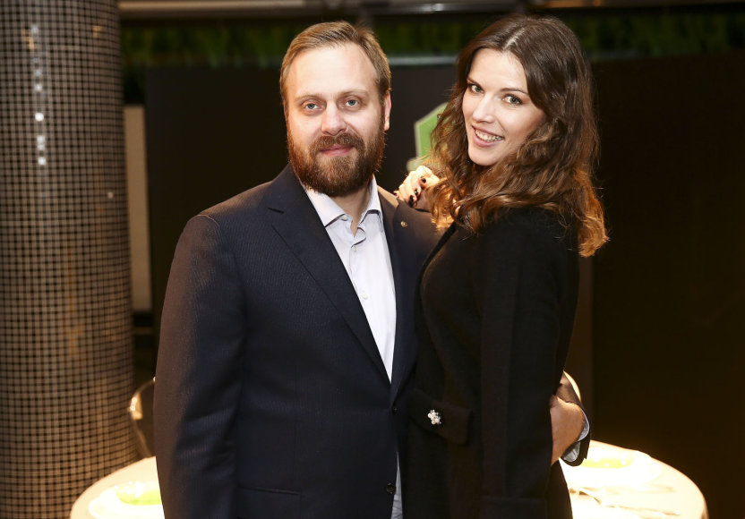 Romualdas ir Alesia Mačiuliai