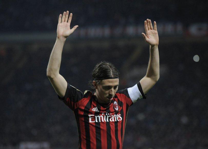 """""""Milan"""" saugas Ricardo Montolivo"""