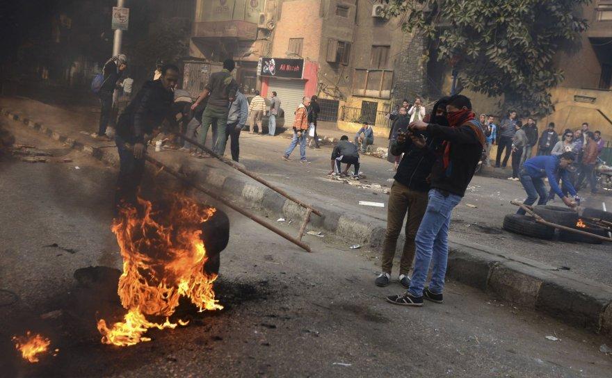 Susirėmimai Egipte