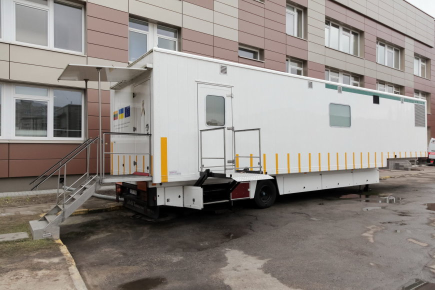 Mobili medicinos klinika