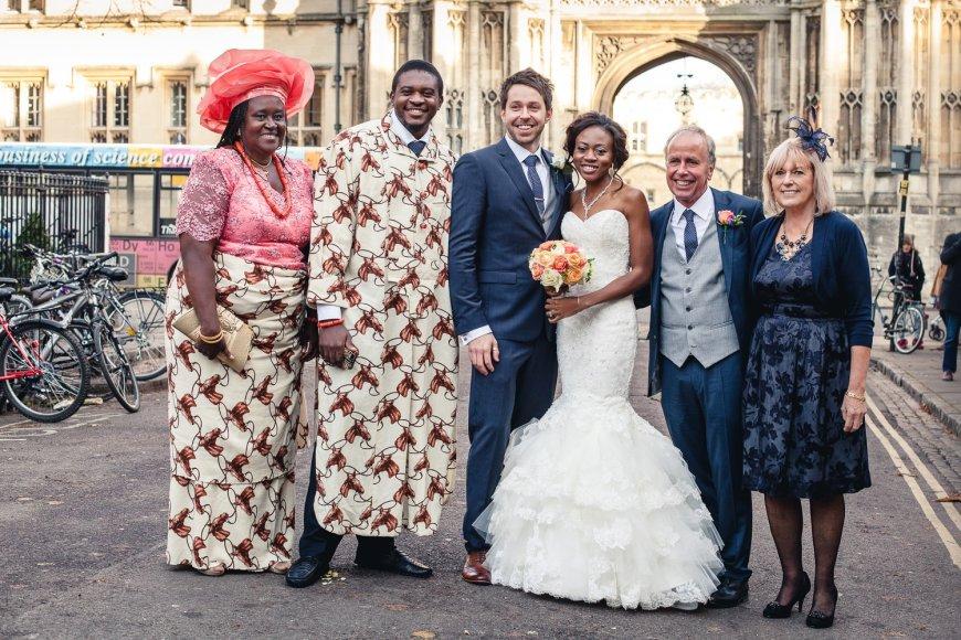 Vestuvės Anglijoje