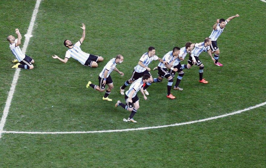 Argentinos futbolo rinktinė – pasaulio čempionato finale