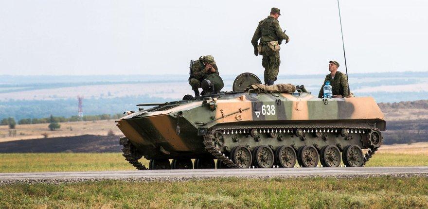 Rusijos kariai