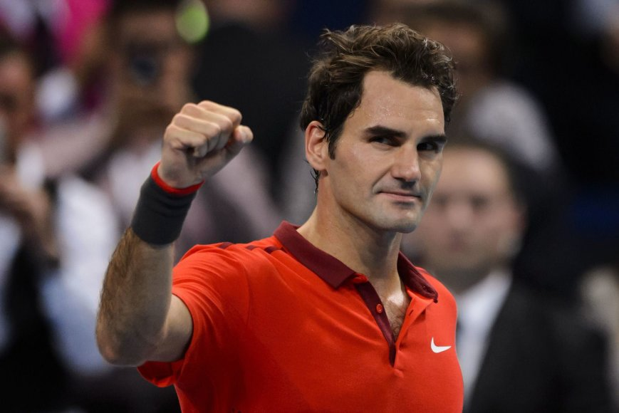 Rogeris Federeris siekia šešto Bazelio turnyro čempiono titulo