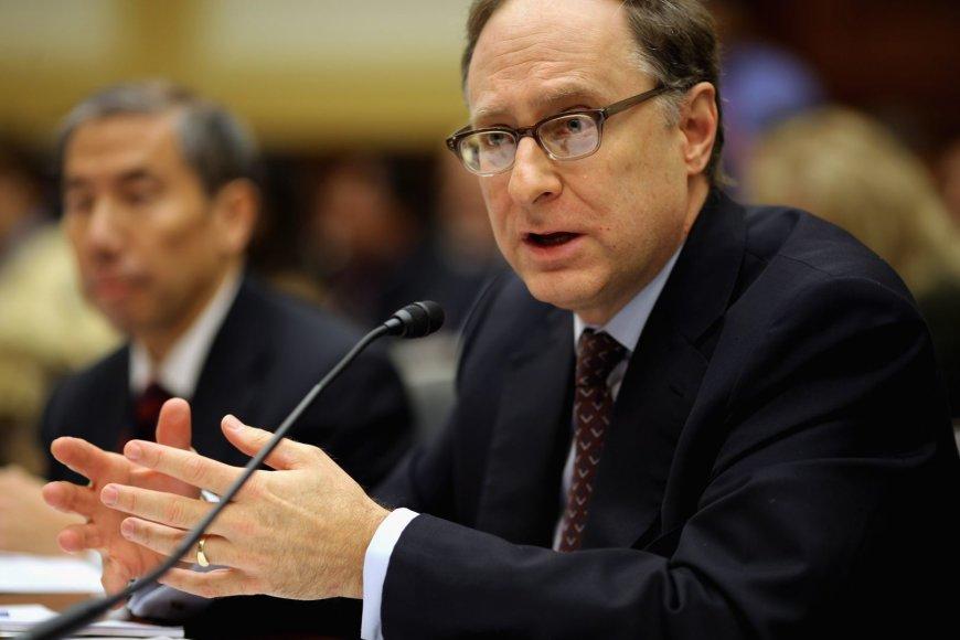 NATO generalinio sekretoriaus pavaduotojas Alexanderis Vershbow