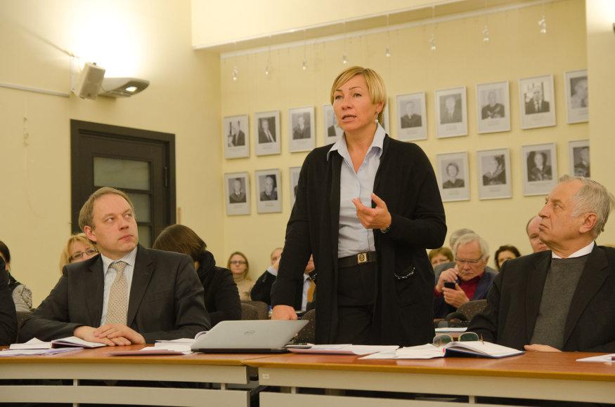 Jurgita Šiugždinienė - KTU, Socialinių, humanitarinių mokslų ir menų fakulteto dekanė