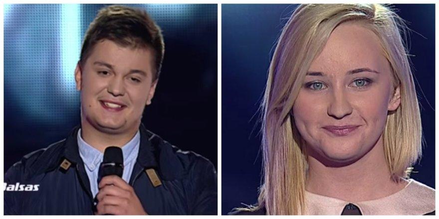 Dainotas Varnas ir Rūta Žibaitytė