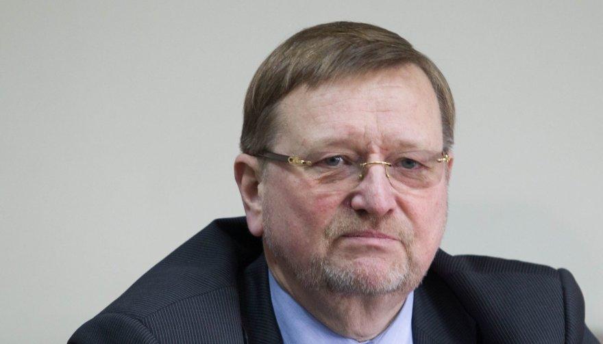 Juozas Bernatonis, teisingumo ministras