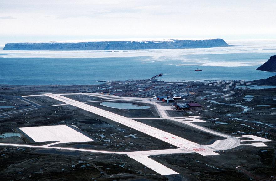 Tulės karinė oro bazė