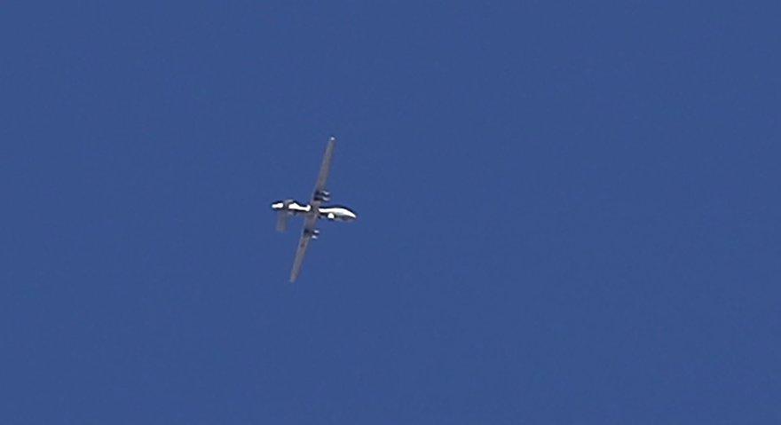 Dronas virš Mosulo