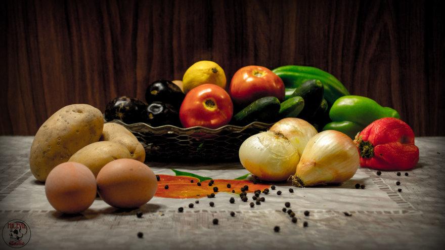 Kaip pagaminti daržoves naudingai?