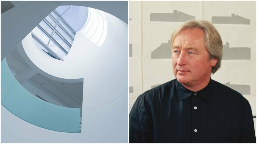 2016 metų architektūrinė Dienos šviesos premija paskirta žinomam Amerikos architektui Stevenui Hollui