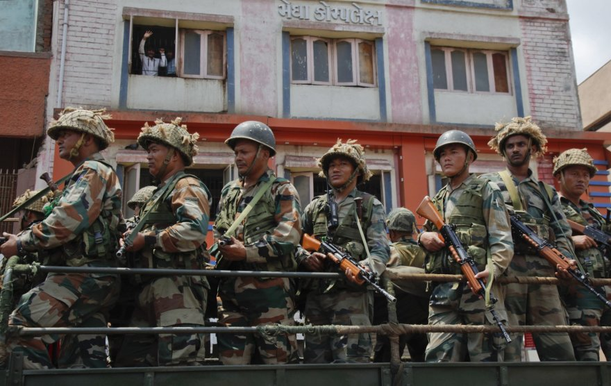 Indijos kariai