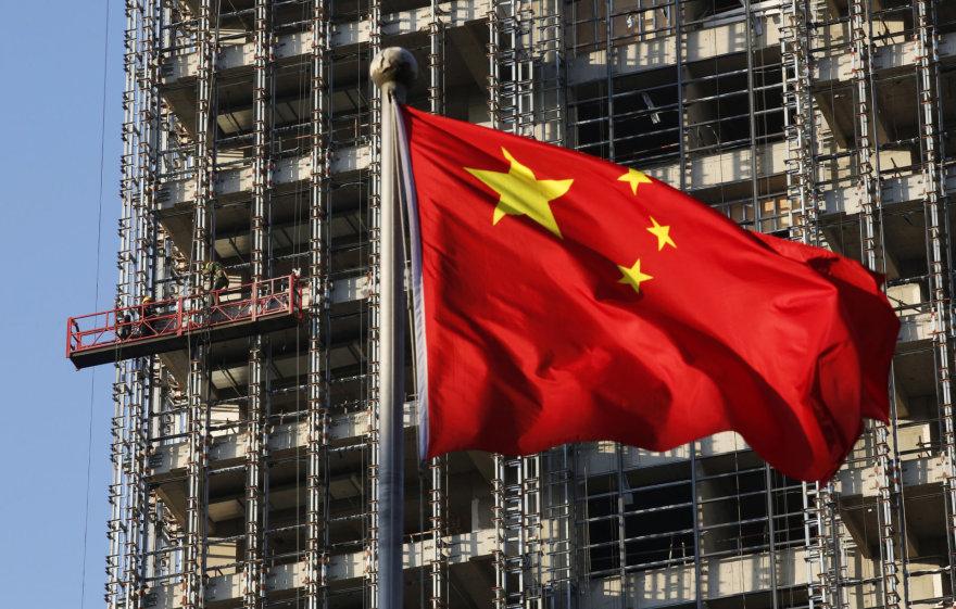 Gyvenamojo namo statyba Pekine