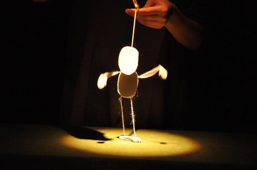 Lėlių teatro magija